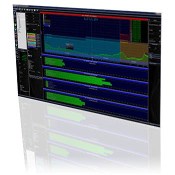 Spektrumanalyse Software MCS