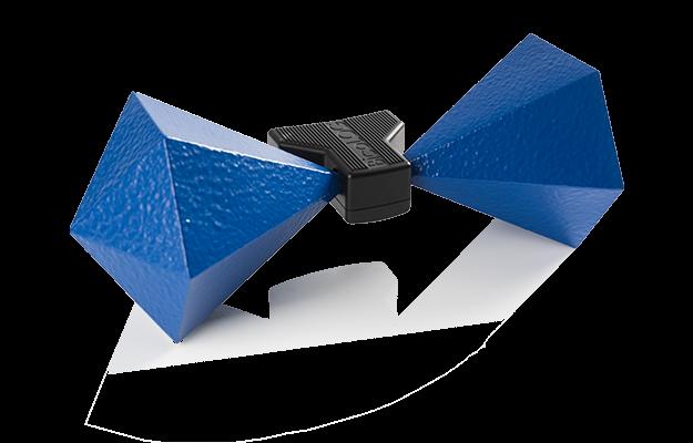 Bikonische Antennen BicoLOG Serie von 20MHz bis 3GHz