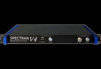Fernsteuerbarer Spektrumanalysator SPECTRAN