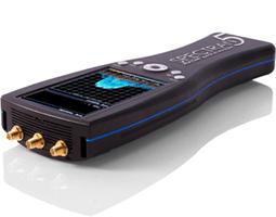 Handheld Echtzeit-Spektrumanalysator SPECTRAN V5