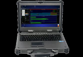 Robuster Spektrumanalysator SPECTRAN V4 XFR Pro