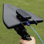 GPS Logger Anwendungsbeispiel an einer HyperLOG X Antenne