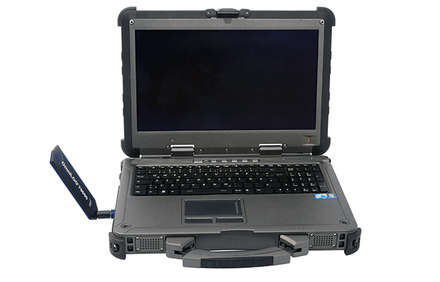 Robuster Spektrumanalysator SPECTRAN XFR Pro